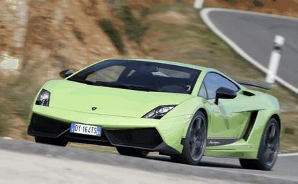 2010 Lamborghini Gallardo LP570-4 Superleggera 11