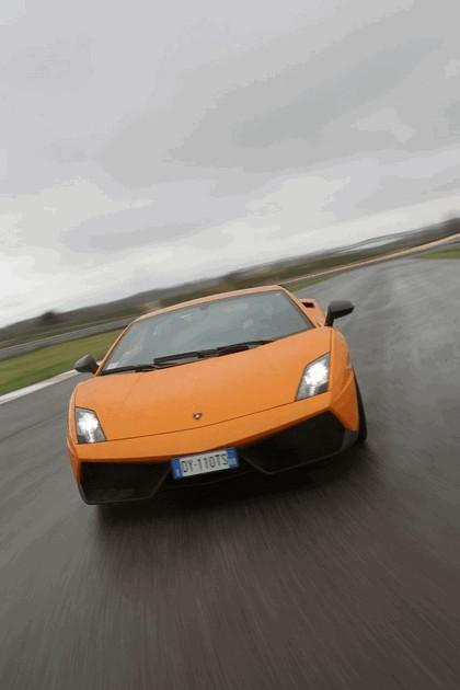 2010 Lamborghini Gallardo LP570-4 Superleggera 54