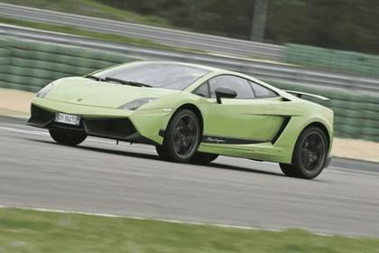 2010 Lamborghini Gallardo LP570-4 Superleggera 60