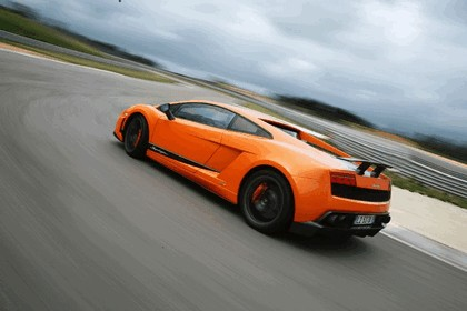 2010 Lamborghini Gallardo LP570-4 Superleggera 70