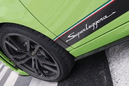2010 Lamborghini Gallardo LP570-4 Superleggera 123