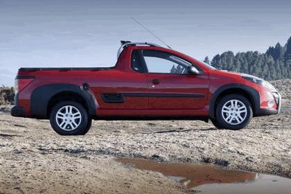 2010 Peugeot 207 Hoggar 2