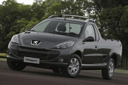 2010 Peugeot 207 Hoggar 8