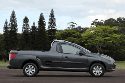 2010 Peugeot 207 Hoggar 10