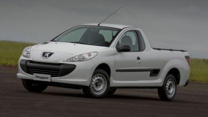 2010 Peugeot 207 Hoggar 9