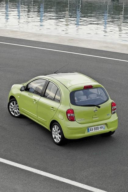 2010 Nissan Micra 18