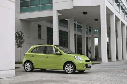 2010 Nissan Micra 21