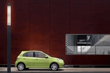 2010 Nissan Micra 37