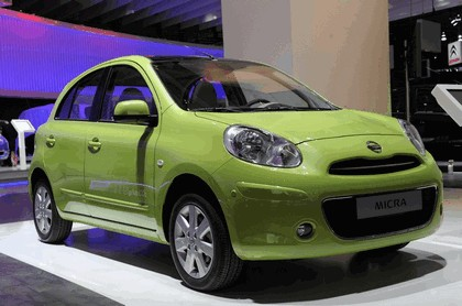 2010 Nissan Micra 41