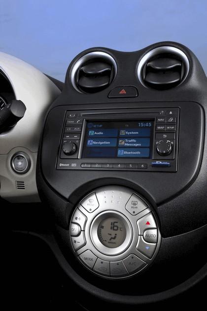 2010 Nissan Micra 56