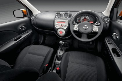 2010 Nissan Micra 64