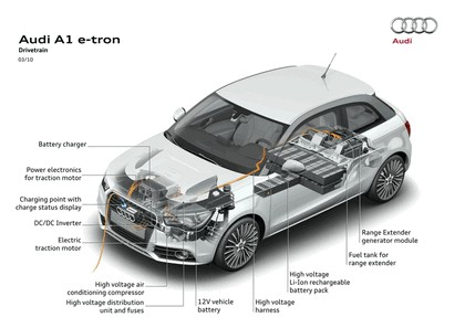 2010 Audi A1 e-tron 7