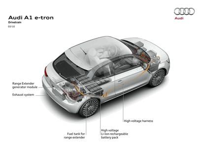 2010 Audi A1 e-tron 8