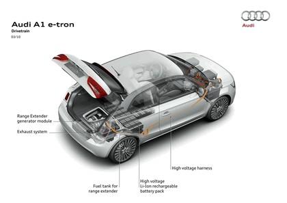 2010 Audi A1 e-tron 9