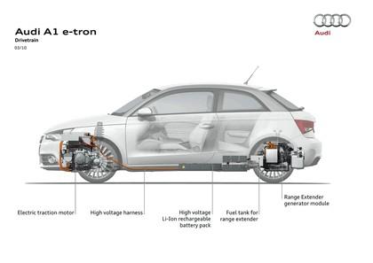 2010 Audi A1 e-tron 10