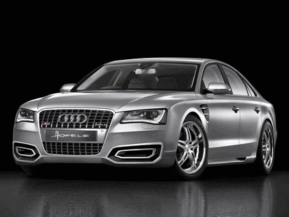2010 Audi A8 by Hofele Design 1