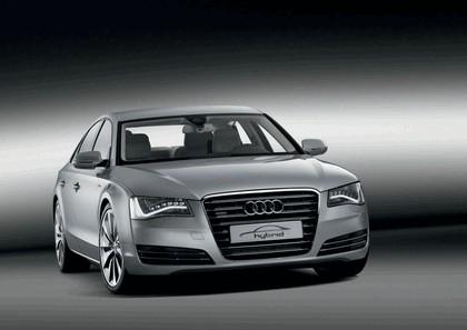 2010 Audi A8 hybrid 1