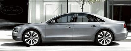 2010 Audi A8 hybrid 4