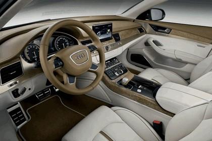 2010 Audi A8 hybrid 7