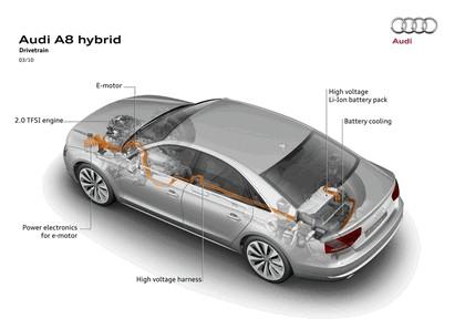 2010 Audi A8 hybrid 11