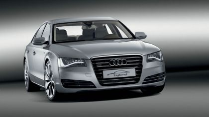 2010 Audi A8 hybrid 9