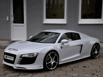 2010 Audi R8 Carbon Limited Edition by Prior Design 1