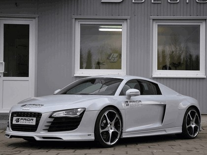 2010 Audi R8 Carbon Limited Edition by Prior Design 2