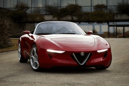 2010 Alfa Romeo Duettottanta by Pininfarina 4