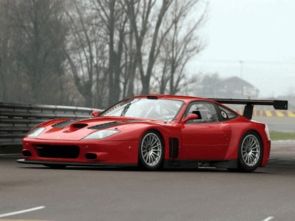 2004 Ferrari 575 GTC 1