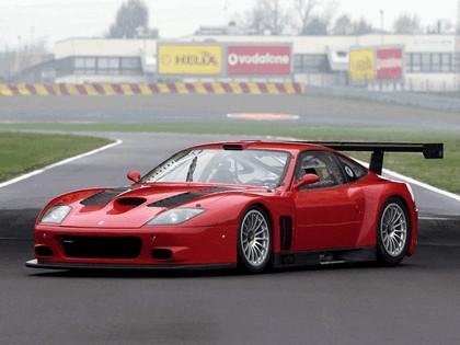 2004 Ferrari 575 GTC 8