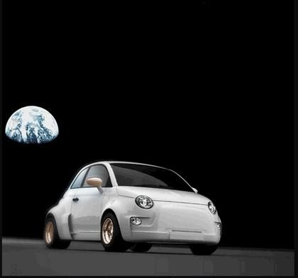 2010 Atomik 500 EV ( based on Abarth 500 ) 1