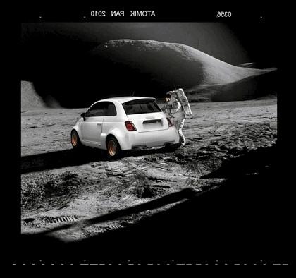 2010 Atomik 500 EV ( based on Abarth 500 ) 3