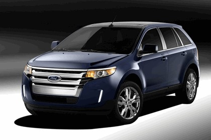 2011 Ford Edge Limited 7