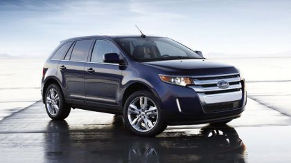 2011 Ford Edge Limited 6