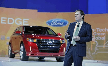 2011 Ford Edge Sport 4