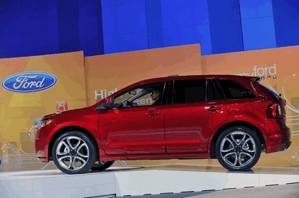 2011 Ford Edge Sport 5