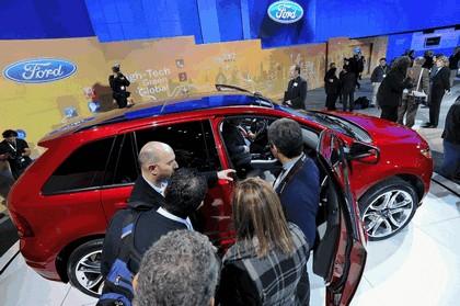 2011 Ford Edge Sport 9
