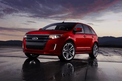 2011 Ford Edge Sport 13