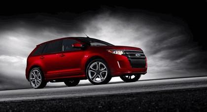 2011 Ford Edge Sport 16