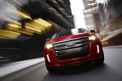 2011 Ford Edge Sport 21