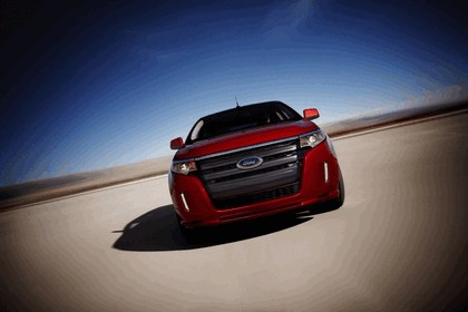 2011 Ford Edge Sport 23