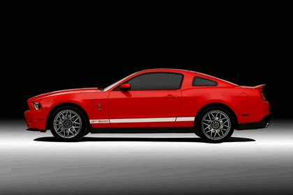 2011 Ford Shelby GT500 17
