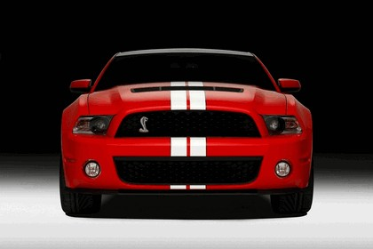 2011 Ford Shelby GT500 19