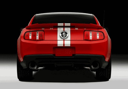 2011 Ford Shelby GT500 21