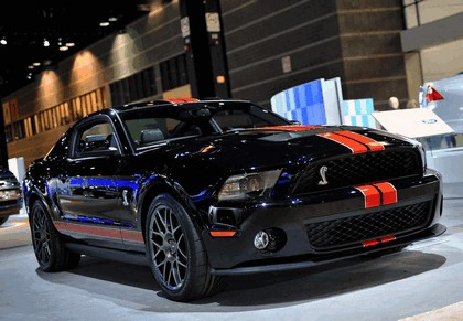 2011 Ford Shelby GT500 22