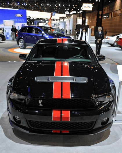 2011 Ford Shelby GT500 23