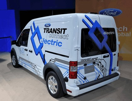 2011 Ford Connect Electric 9
