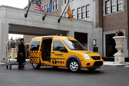 2011 Ford Connect Taxi 4