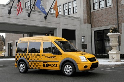 2011 Ford Connect Taxi 7