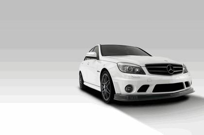 2010 Mercedes-Benz C63 AMG by Vorsteiner 3